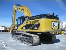 Caterpillar 345DL Used Caterpillar 345D L Excavator