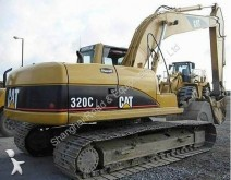 Caterpillar 320 C L Used Caterpillar 320C L Excavator
