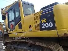 Komatsu PC200LC-8 USED KOMATSU PC200-8 Tracked Excavator