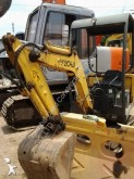 used Yuchai mini excavator