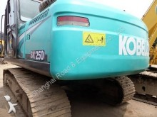 escavadora sobre rastos Kobelco usada