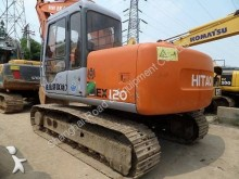 Hitachi EX120 Used Hitachi EX120-5 Excavator