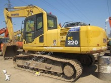 Komatsu PC220LC-8 Used KOMATSU PC220-8 Tracked Excavator