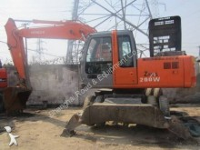Hitachi ZW220 Used Hitachi ZAX 200 Wheel Excavator