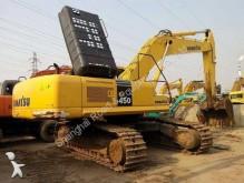 Komatsu track excavator
