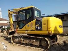 Komatsu PC110 Used KOMATSU PC110 Excavator