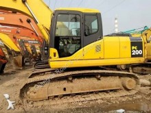 Komatsu PC200-7 Used KOMATSU PC200-7 PC200-6 PC220-6 220-7 Excavator