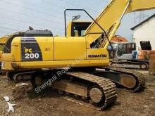 Komatsu PC200LC-8 Used KOMATSU PC200-8 PC220-8 Excavator