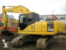 Komatsu PC200-7 Used KOMATSU PC200-7 PC220-7 Excavator