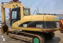 Caterpillar 320C Used CAT 320C Excavator