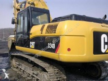Caterpillar 324D Used CAT 324D 325D Excavator