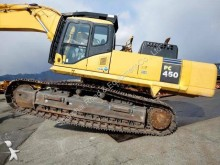 Komatsu PC450LC-7 Used KOMATSU PC400-7 PC450-7 Excavator