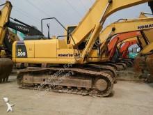Komatsu PC200LC-8 Used KOMATSU PC200-8 Excavator