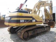Caterpillar 322LN USED CAT 320B