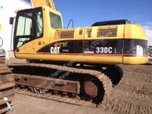 Caterpillar 330CLN Used CAT 330C 330CL 330D Excavator