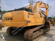 Hyundai R210-5 Used HYUNDAI 210-5 Excavator