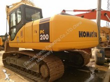 Komatsu PC200-7 USED Excavator KOMATSU PC200-7