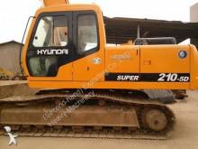 Hyundai R210-5 Used HYUNDAI Excavator R210-5D Excavator