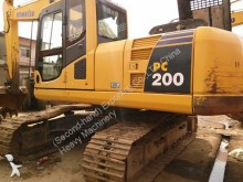 Komatsu PC210-8 Used KOMATSU PC200-8 Excavator
