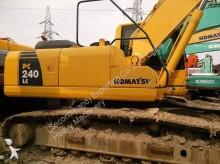 escavadora sobre rastos Komatsu