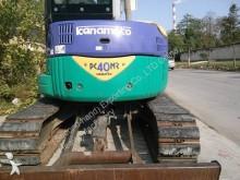 Komatsu PC40MR1 Used KOMATSU PC40MR Rubber Track Mini Excavator