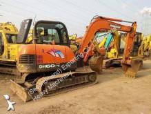 Doosan DX60 R Used DOOSAN DH60-7 Mini Excavator
