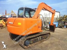 Hitachi ZX70 USED HITACHI ZX70 MINI EXCAVATOR