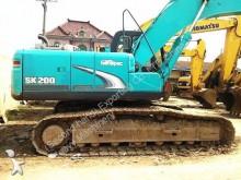Kobelco SK 200-LC III Used KOBELCO SK200-8 Tracked Excavator