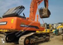 escavadora de largatas Doosan