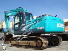 Kobelco SK 200 SR Used KOBELCO SK200-8 Excavator
