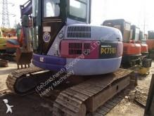 mini-excavator Komatsu