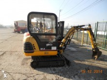 Caterpillar mini excavator