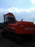 excavator pe şenile Hitachi second-hand