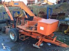 used Vandorpe wheel excavator