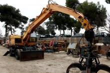 excavadora de manutención Liebherr usada
