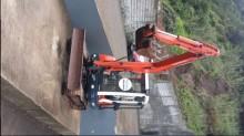 escavadora sobre rastos Kubota usada