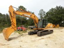 excavator pe şenile Case second-hand