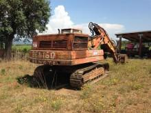 used Benati track excavator