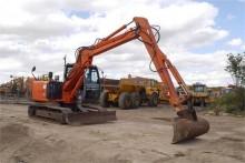 used Hitachi mini excavator