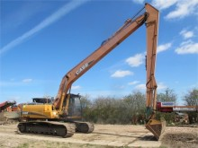 used Case industrial excavator