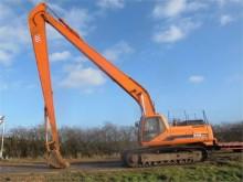 used Daewoo industrial excavator