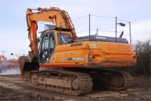 used Doosan demolition excavator excavator