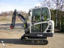 mini escavatore Terex usato