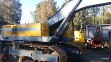 escavadora sobre rastos Volvo usada