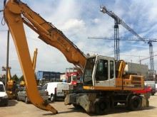 pelle de manutention Liebherr occasion