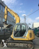 used New Holland mini excavator