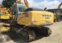 excavator pe şenile New Holland second-hand
