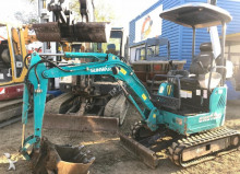 mini-excavator Sunward second-hand