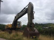 excavator pe şenile Akerman-Volvo second-hand