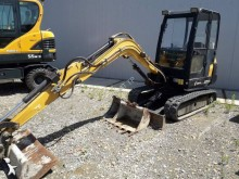 used Cams mini excavator